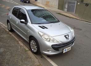 Peugeot 207 Xs 1.6 Flex 16v 5p em Belo Horizonte, MG valor de R$ 19.300,00 no Vrum