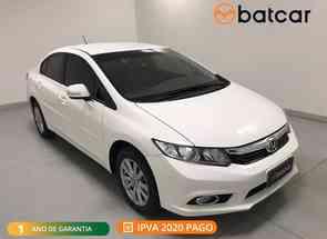 Honda Civic Sedan Lxr 2.0 Flexone 16v Aut. 4p em Brasília/Plano Piloto, DF valor de R$ 56.000,00 no Vrum