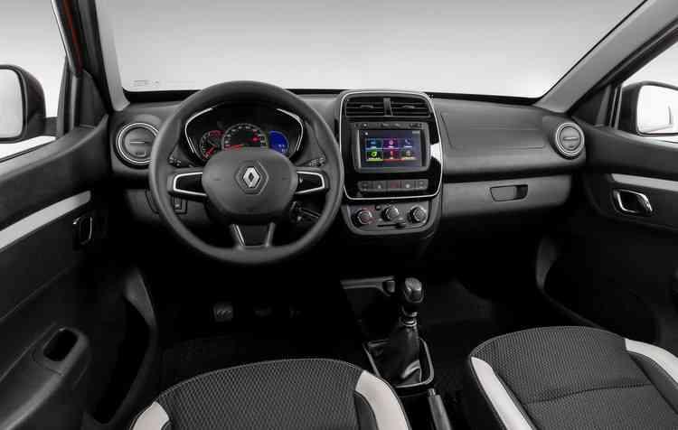 Estimativa é produzir 10 mil veículos até o fim de fevereiro. Foto: Renault / Divulgação -