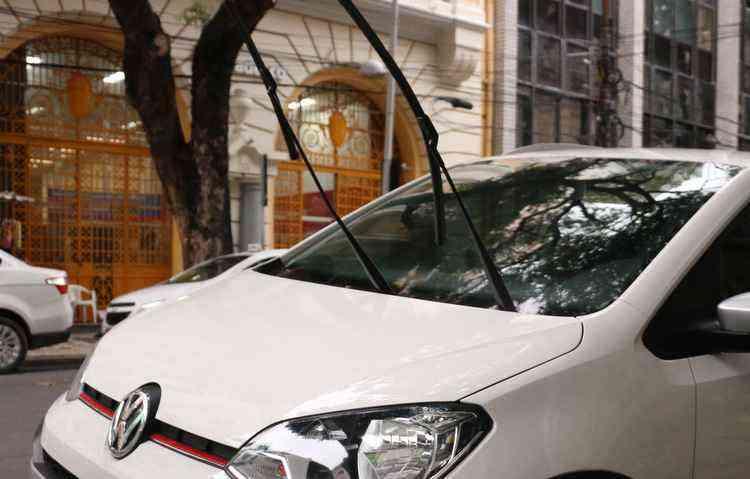 Limpadores de para-brisa são considerados itens de segurança - Gabriel Melo / Esp. DP