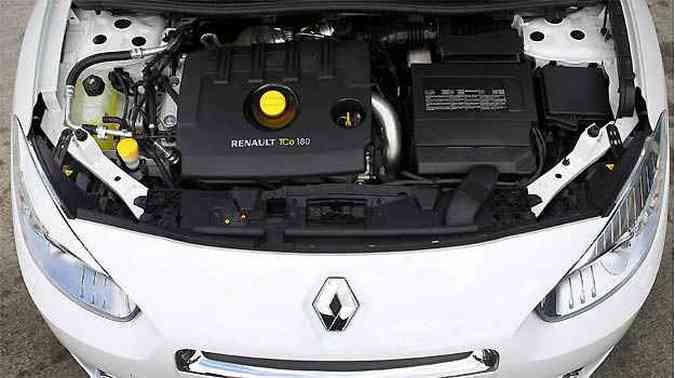 Motor 2.0 turbo tem bom fôlego em qualquer situação