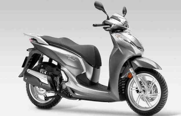 SH 300i tem motor de 279 cc, quatro válvulas, alimentado por injeção eletrônica e refrigeração líquida - Honda/ divulgação