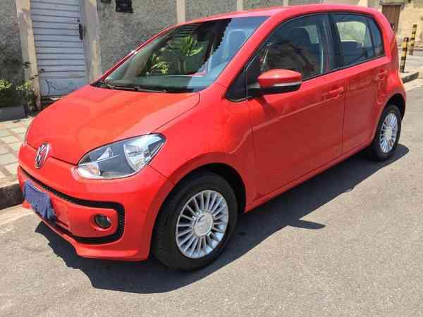 Volkswagen Up! Move 1.0 Total Flex 12v 5p 2015 R$ 26.500,00 MG VRUM