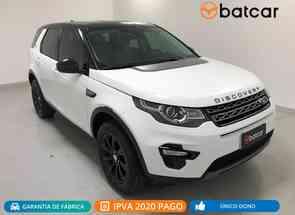 Land Rover Discovery Sport Se 2.0 4x4 Diesel Aut. em Brasília/Plano Piloto, DF valor de R$ 208.000,00 no Vrum