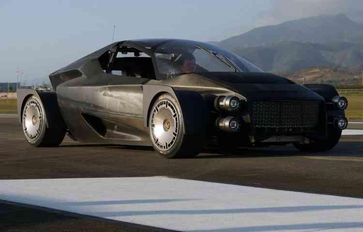Miss R promete ser um décimo mais rápido do que o Roadster. Foto: Xing / Divulgação -