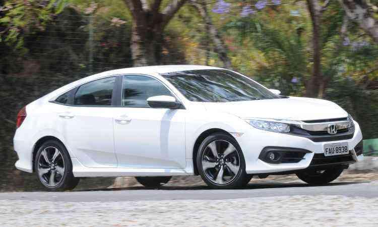 Honda Civic - Jair Amaral/EM/D.A Press - 29/9/16
