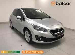 Peugeot 308 Allure 1.6 Flex 16v 5p Mec. em Brasília/Plano Piloto, DF valor de R$ 45.500,00 no Vrum