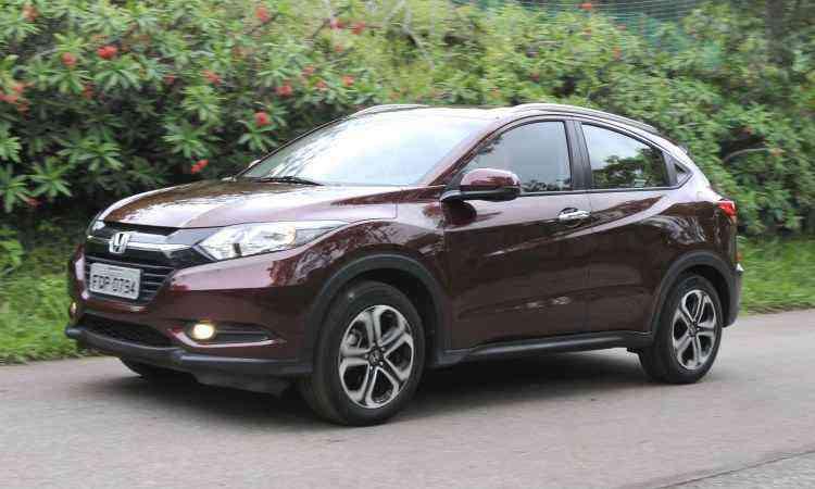 Honda HR-V - Juarez Rodrigues/EM/D.A Press - 9/12/15