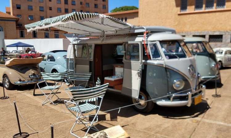 VW Kombi 1960 Turismo - Pedro Cerqueira/EM/D.A Press