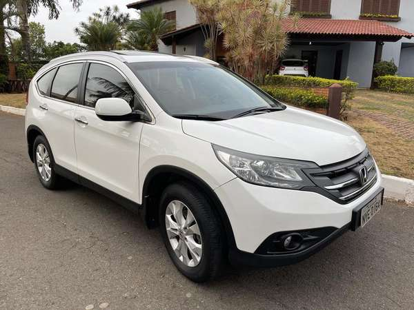 Honda Cr-v Exl 2.0 16v 4wd/2.0 Flexone Aut. 2012 R$ 80.000,00 MG VRUM