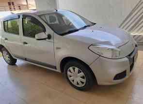 Renault Sandero Expression Hi-flex 1.0 16v 5p em Brasília/Plano Piloto, DF valor de R$ 23.900,00 no Vrum