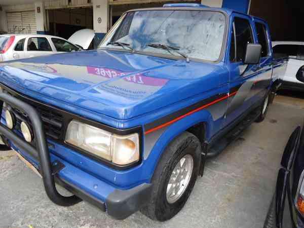 Chevrolet D-20 S / Luxe 3.9/4.0 T.diesel