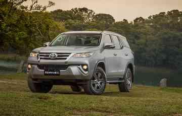 Problema pode acarretar na não ativação dos airbags. Foto: Toyota / Divulgação -