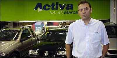 Segundo José Feliciano, multas apareceram no sistema depois de concrerizado o negócio - Marlos Ney Vidal/EM