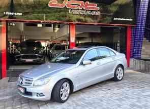 Mercedes-benz C-200 Cgi Avantgarde 1.8 16v 184cv Aut. em Belo Horizonte, MG valor de R$ 66.900,00 no Vrum