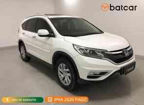 Honda Cr-v Exl 2.0 16v 4wd/2.0 Flexone Aut. em Brasília/Plano Piloto, DF valor de R$ 89.000,00 no Vrum