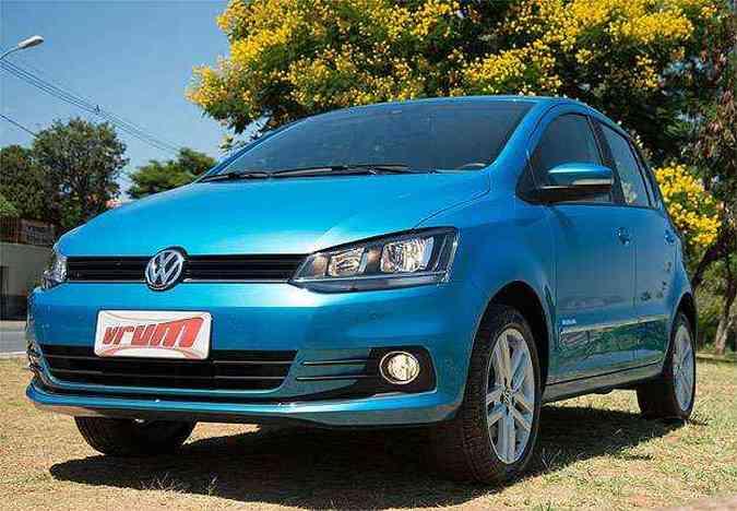 Sensores de estacionamento dianteiros(foto: Thiago Ventura/EM/D.A Press)