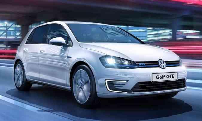 VW Golf GTE(foto: Volkswagen/Divulgação)