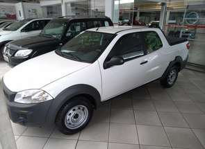 Fiat Strada Working Hard 1.4 Fire Flex 8v CD em Itajubá, MG valor de R$ 55.490,00 no Vrum
