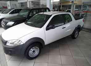 Fiat Strada Working Hard 1.4 Fire Flex 8v CD em Itajubá, MG valor de R$ 55.490,00 no Vrum
