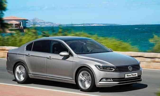 VW Passat(foto: Volkswagen/Divulgação)